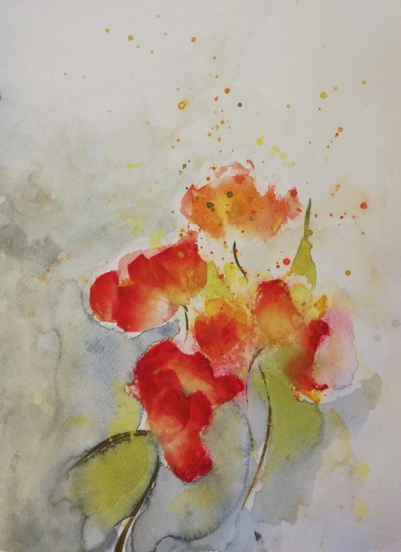 Zarte Blüten