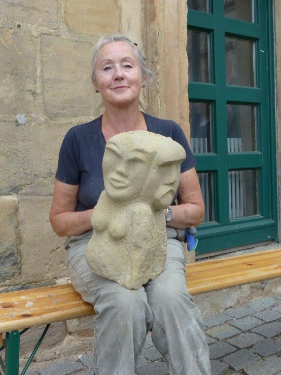 Projektleiterin Jutta Lange
